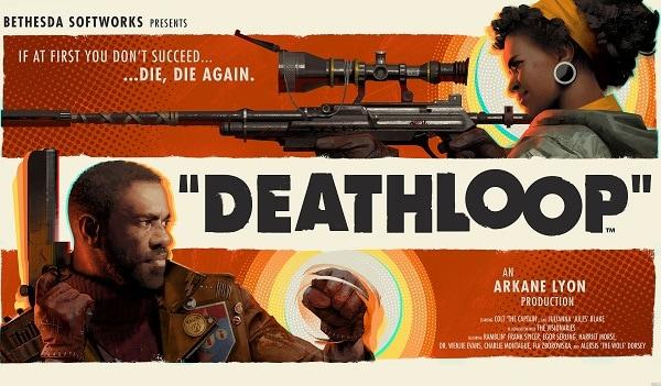 DEATHLOOP   Deluxe (PC) - Steam Key - EUROPE - 2
