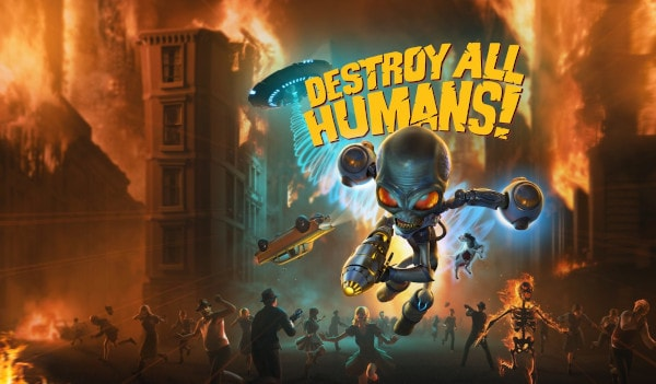 Destroy All Humans! Remake (PC) - Steam Key - GLOBAL - 2