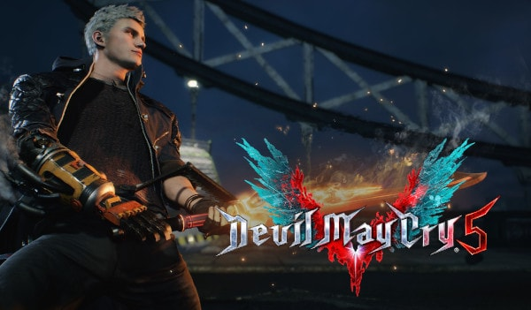 Devil May Cry 5 Standard Edition Steam Key GLOBAL - 2