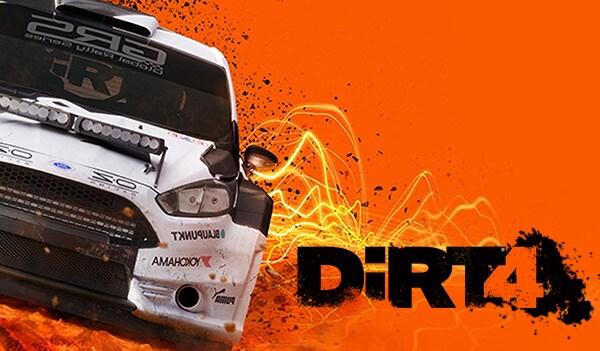 DiRT 4 (PC) - Steam Key - GLOBAL - 2