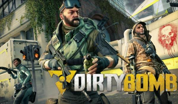 Dirty Bomb - Merc Starter Pack + Game Access Steam Key GLOBAL - 2