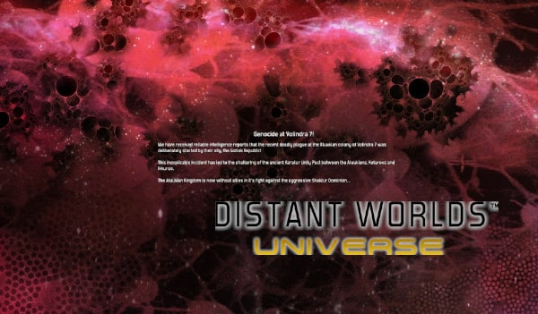 Distant Worlds: Universe Steam Key GLOBAL - 2
