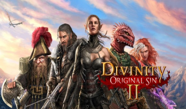 Divinity: Original Sin 2 Steam Key GLOBAL - 2
