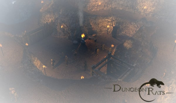 Dungeon Rats Steam Key GLOBAL - 1