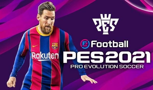 eFootball PES 2021 | SEASON UPDATE STANDARD EDITION (PC) - Steam Key - GLOBAL - 2