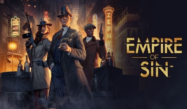 Empire of Sin (PC) - Steam Gift - GLOBAL - 2