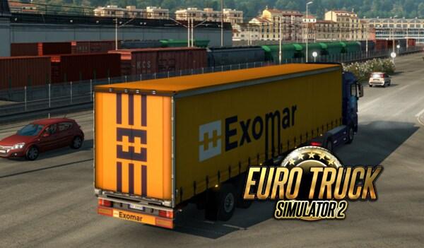 Euro Truck Simulator 2 Steam Key GLOBAL - 2