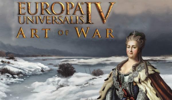 Europa Universalis IV: Art of War (PC) - Steam Key - GLOBAL - 2