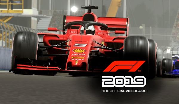 F1 2019 - Steam - Key GLOBAL - 2