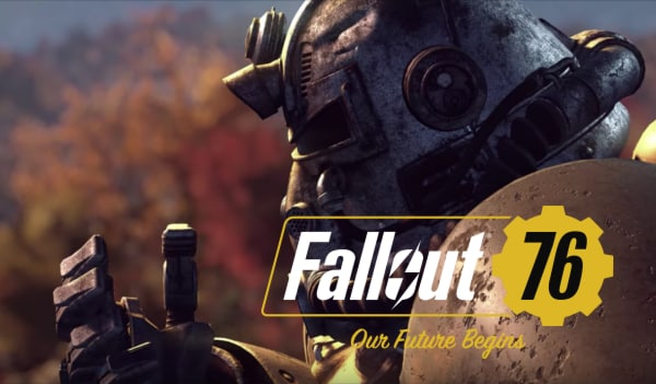 Fallout 76 Bethesda Key EUROPE - 2