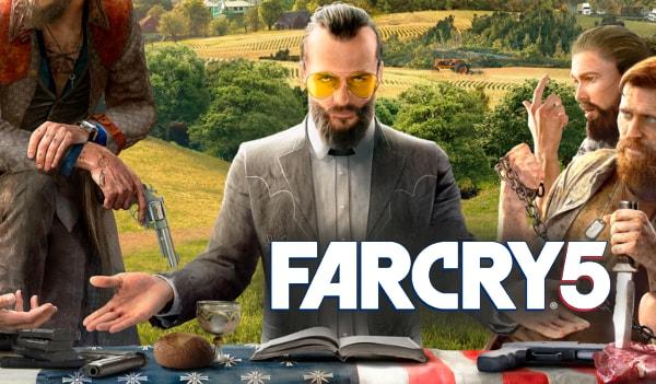 Far Cry 5 (PC) - Ubisoft Connect Key - EUROPE - 3