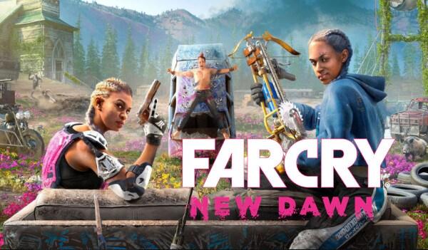 Far Cry New Dawn Standard Edition Ubisoft Connect Key EUROPE - 2