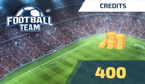 Football Team 400 Credits - footballteam Key - GLOBAL - 1
