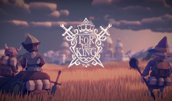 For The King Steam Key GLOBAL - 1