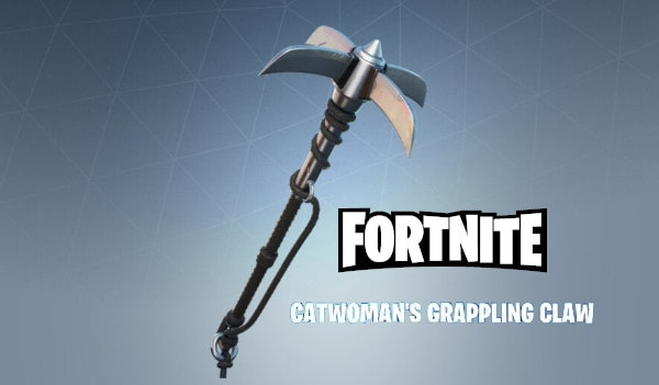 Fortnite - Catwoman's Grappling Claw Pickaxe (PC) - Epic Games Key - UNITED STATES - 1