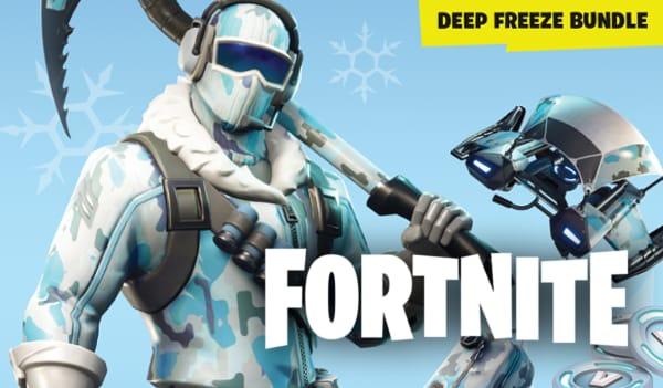 Fortnite Deep Freeze Bundle PC Key GLOBAL - 1