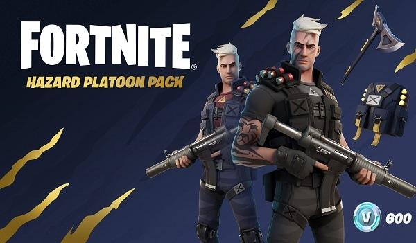 Fortnite - Hazard Platoon Pack (Xbox Series X) - Xbox Live Key - EUROPE - 1