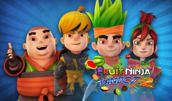 Fruit Ninja Kinect 2 Xbox One Xbox Live Key GLOBAL - 2