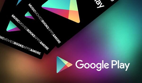 Google Play Gift Card 25 EUR EUROPE - 2