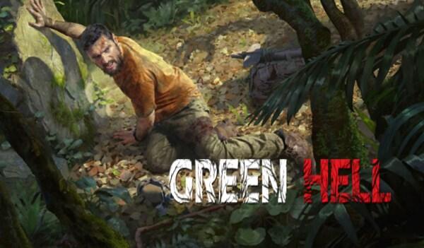 Green Hell Steam Key GLOBAL - 2