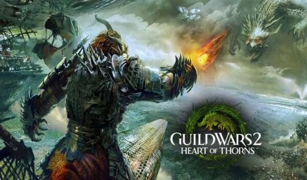 Guild Wars 2 Heart of Thorns NCSoft Key GLOBAL - 2