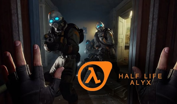Half-Life: Alyx - Steam - Gift GLOBAL - 2
