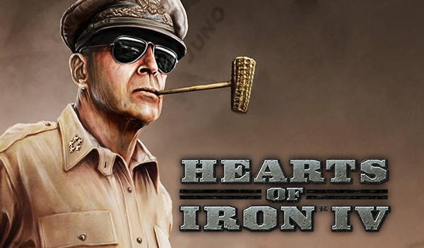 Hearts of Iron IV: Cadet Edition (PC) - Steam Key - GLOBAL - 2
