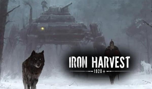 Iron Harvest (PC) - Steam Key - GLOBAL - 2