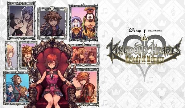 Kingdom Hearts Melody Of Memory (Xbox One) - Xbox Live Key - UNITED STATES - 2