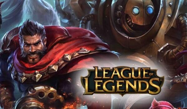 League of Legends Riot Points 7200 RP Riot Key EUROPE NORDIC & EAST - 2