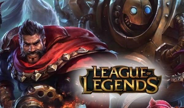 League of Legends Riot Points Riot 2800 RP Key EUROPE WEST - 2