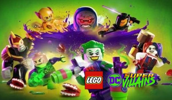 LEGO DC Super-Villains (Nintendo Switch) - Nintendo Key - EUROPE - 2