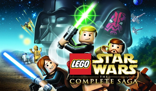 LEGO Star Wars: The Complete Saga (PC) - Steam Key - GLOBAL - 2