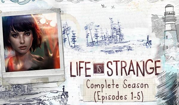 Life Is Strange Complete Season (Episodes 1-5) Steam Key RU/CIS - 2