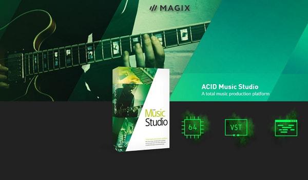 MAGIX ACID Music Studio 11 (PC) - Magix Key - GLOBAL - 2