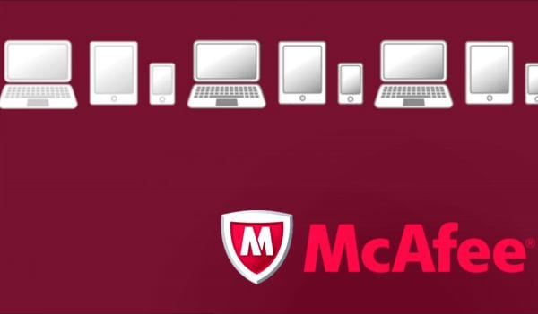 McAfee AntiVirus Plus PC, Android, Mac, iOS Unlimited Device 1 Year Key GLOBAL - 1