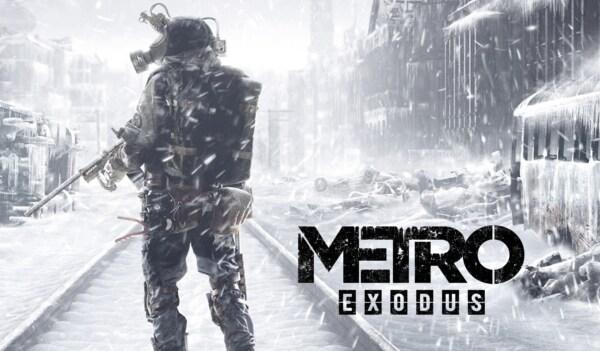 Metro Exodus (PC) - Steam Key - EUROPE - 2