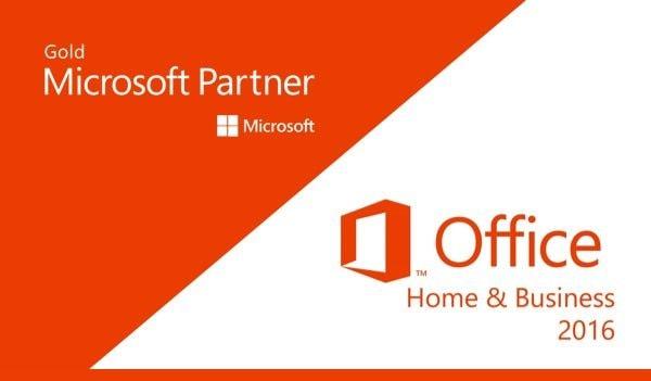 Microsoft Office Home & Business 2016 (MAC) - Microsoft Key - GLOBAL - 1