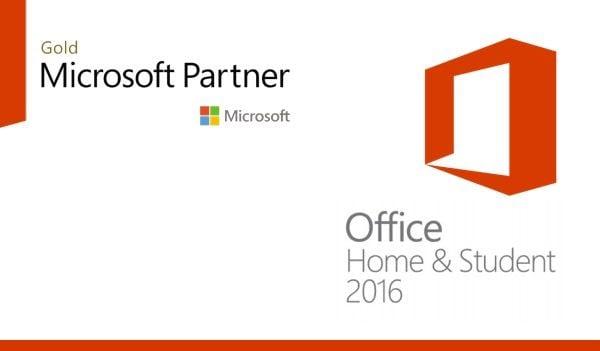 Microsoft Office Home & Student 2016 PC Microsoft Key GLOBAL - 1