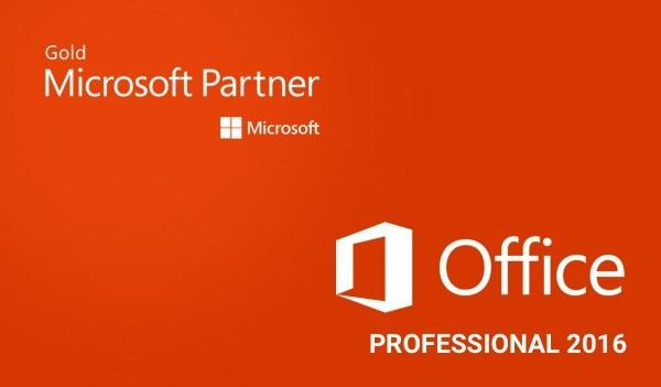Microsoft Office Professional 2016 Microsoft Key GLOBAL - 1