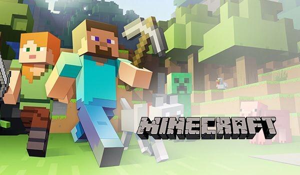 Minecraft Nintendo Key Nintendo Switch UNITED STATES - 2