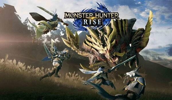 Monster Hunter Rise (Nintendo Switch) - Nintendo Key - EUROPE - 2