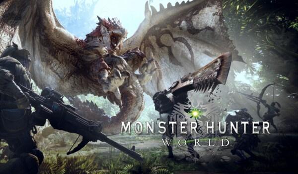 Monster Hunter World Steam Key GLOBAL - 2