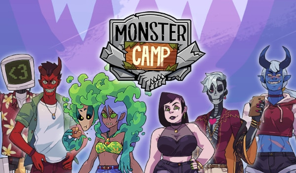 Monster Prom 2: Monster Camp (PC) - Steam Gift - NORTH AMERICA - 1