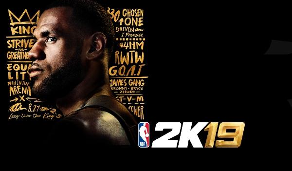 NBA 2K19 PSN Key NORTH AMERICA - 2