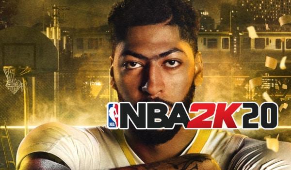 NBA 2K20 (Nintendo Switch) - Nintendo Key - EUROPE - 2