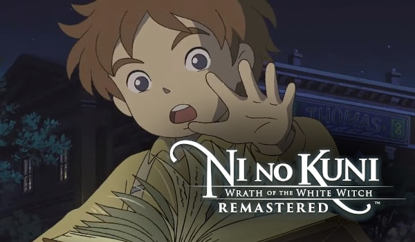 Ni no Kuni Wrath of the White Witch Remastered (PC) - Steam Key - EUROPE - 2