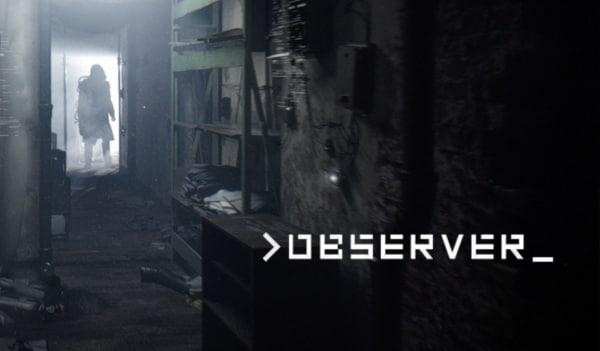 >observer_ Steam Key GLOBAL - 1
