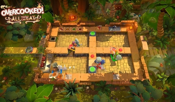 Overcooked! All You Can Eat (PC) - Steam Gift - EUROPE - 2