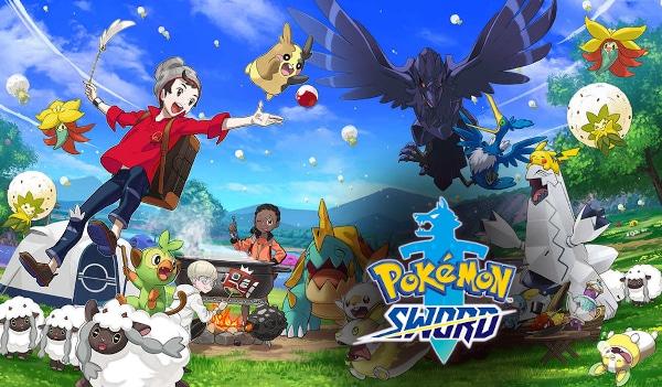 Pokémon Sword Nintendo Nintendo Switch Key EUROPE - 2